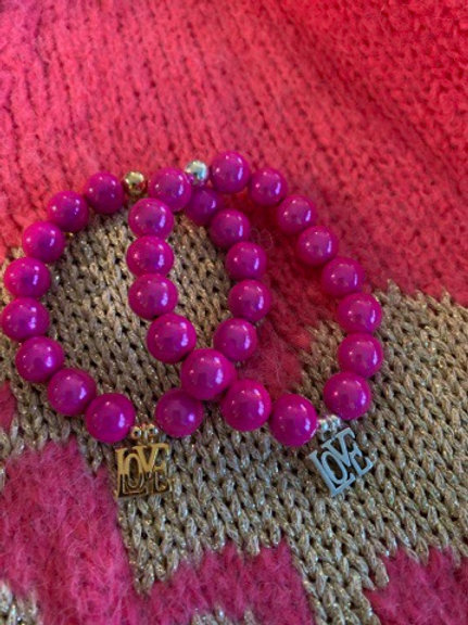 Valentine Love: Magiclaze® Hot Pink  -Preis incl. Mwst. Zzgl. Versand