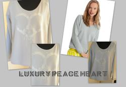 LUXURY PEACE HEART