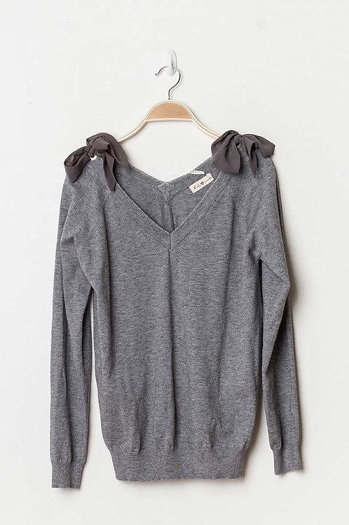Pullover mit Schleifen - Preis incl. MwSt. zzgl. Versand