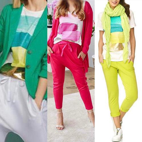 Esvivid  Baumwolle Shirt 5 Farben - Preis incl. MwSt. zzgl. Versand