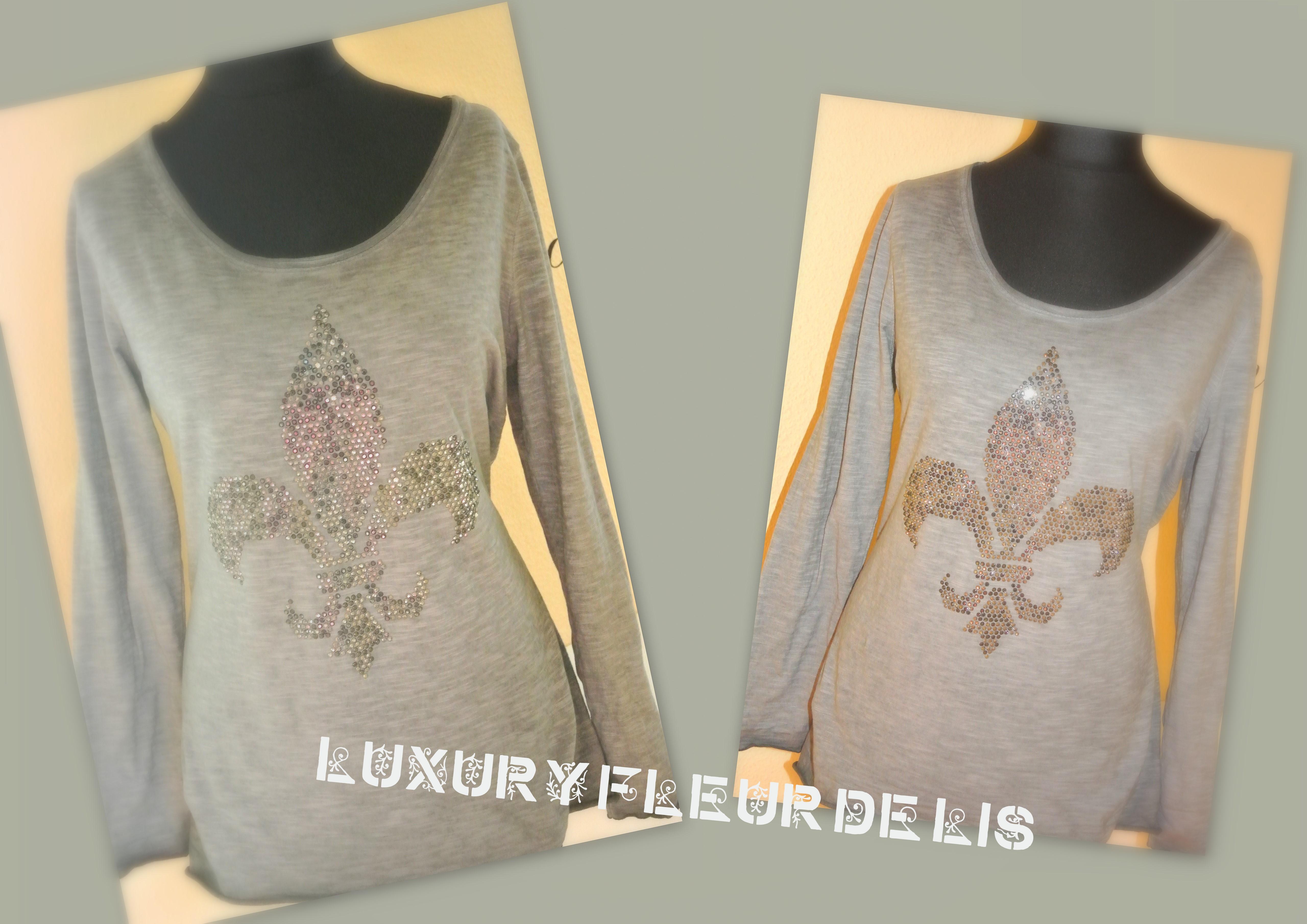 LUXURY FLEUR DE LIS