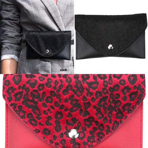 Hip Bag Guerteltasche rot oder schwarz - Preis incl. MwSt . zzgl. Versand