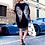 "Thumbnail: Big Longsleeve Shirt ""Bohemian Angel"" - Preis incl. MwSt. Zzgl. Versand"