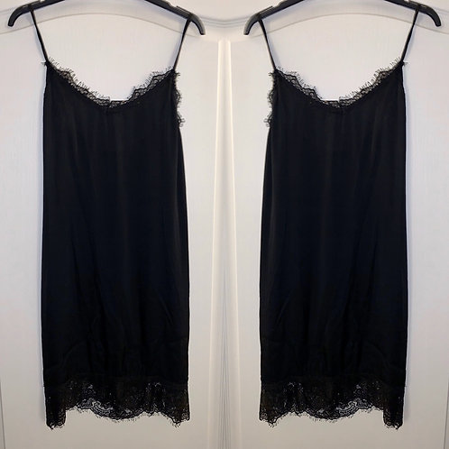 Sexy Long Top Black Dream - Preis incl. MwSt. Zzgl. Versand