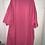 "Thumbnail: Baumwolle Oversize Shirt "" Amour"""