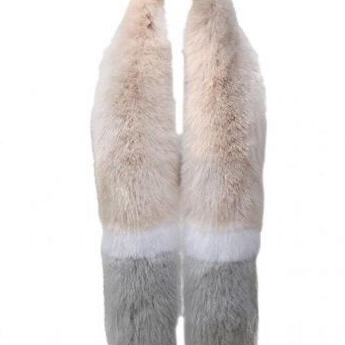 Fake Fur Schal - Preis incl. MwSt. zzgl. Versand