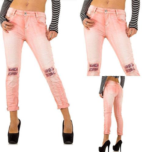 Coole Jeans mit Pailletten - Preis incl. MwSt. zzgl. Versand
