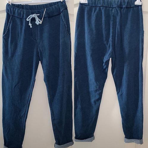 Jeans Sweat Jogger - Preis incl. MwSt. Zzgl. MwSt.