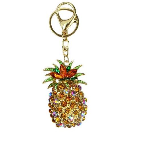 Taschen Anhänger Ananas - Preis incl. MwSt. zzgl. Versand