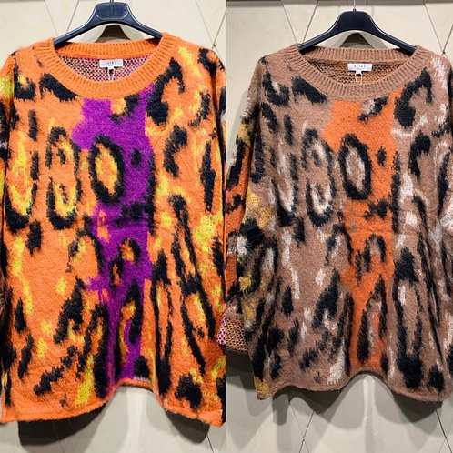 Oversize Pullover Leo Dream - Preis incl. MwSt. Zzgl. Versand