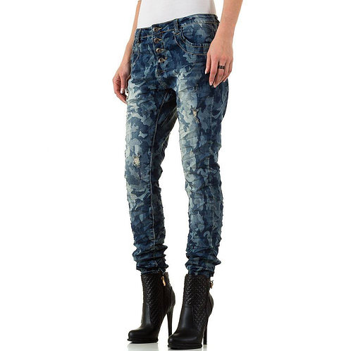 Jeans Camouflage Muster - Preis incl. MwSt. zzgl. Versand