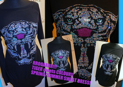 LUXURY TIGER meets Colour!!!