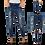 Thumbnail: Jeans mit Perlen & Strass  - Preis incl. MwSt. zzgl. Versand