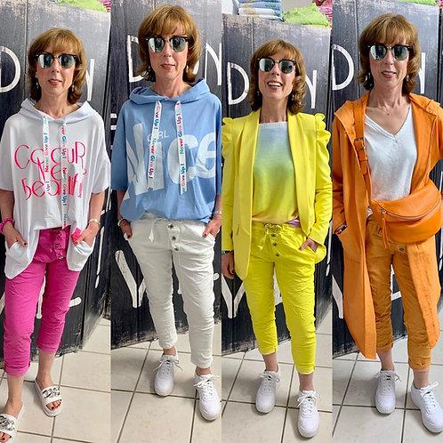 Jog Pants in 4 Farben