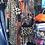 Thumbnail: Multi Pochette Masken Tasche mit Fell - Preis incl. MwSt. Zzgl. Versand
