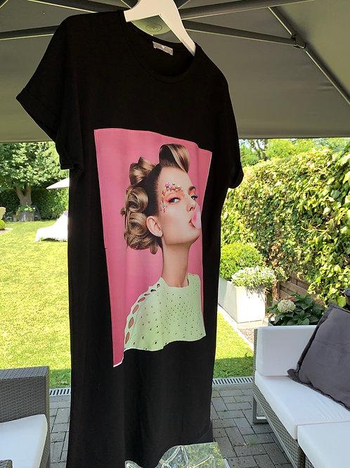 Long Shirt / Kleid mit verschiedenen Motiven - Preis incl. MwSt. Zzgl. Versand