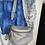 "Thumbnail: Trendige  L Crossbody Umhängetasche Modell ""Fay"" aus weichem Kunstleder"
