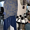 Thumbnail: Sweatshirt  Batik Blue - Preis incl. MwSt. Zzgl. Versand