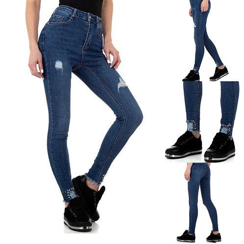 Coole High Waist Jeans destroyed - Preis incl. MwSt. Zzgl. Versand