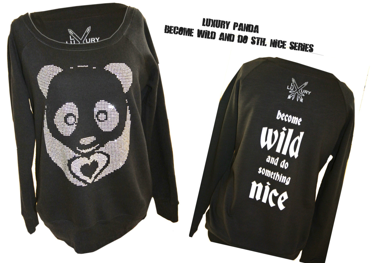LUXURY PANDA become wild