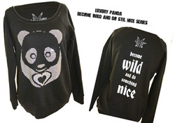 LUXURY PANDA become wild