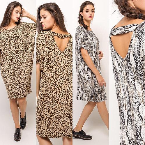 Kleid Leo oder Python - Preis incl. MwSt. zzgl. Versand
