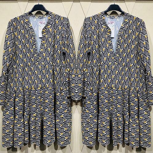 Kleid Grafik Dream - Preis incl. MwSt. Zzgl. Versand