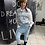 """Thumbnail: Sweat Baggy """"Spring Baby"""" - Preis incl. Mwst. Zzgl. Versand"""