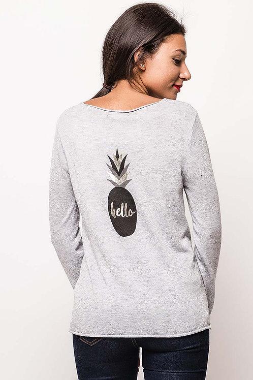 Pullover Ananas - Preis incl. MwSt . zzgl. Versand