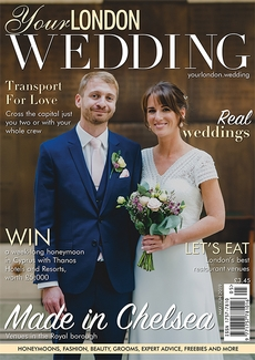 Your London Wedding Issue 65 MayJune 201