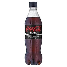 Coca cola zero 0.5