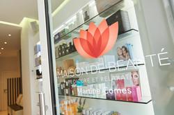 MAISON DE BEAUTE MARTINE COMES