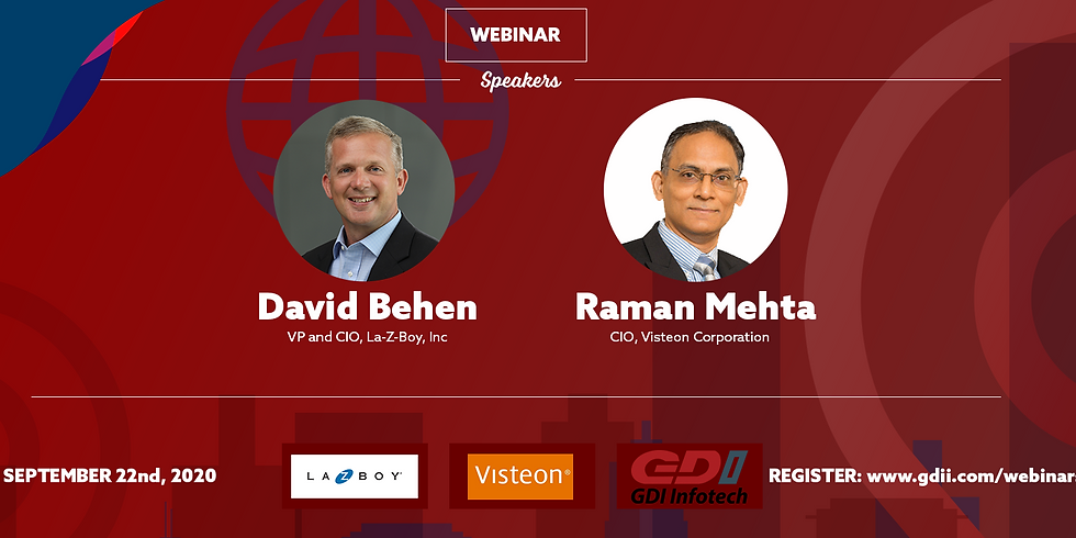 Re-opening Strategies from Two Prominent CIOs: David Behen and Raman Mehta
