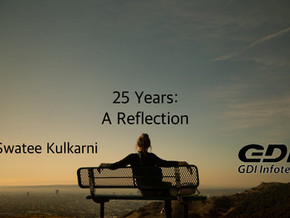 25 Years: A Reflection