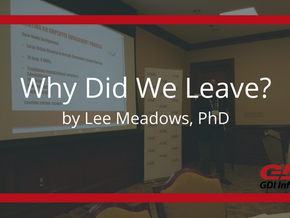 Why Did We Leave?