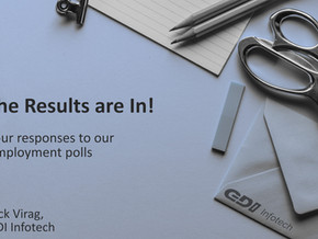 The Results are In: Your Responses to Our Employment Polls