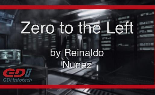 Zero to the Left