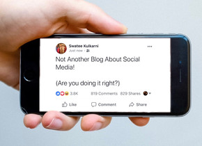 Not Another Blog About Social Media!