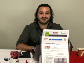 5 Questions with GDI's Newest Team Member, Jack Virag