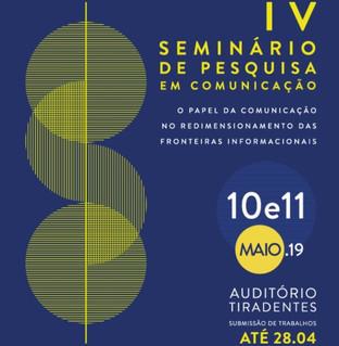 Começa nesta sexta-feira o seminário de pesquisa em comunicação do Uninter
