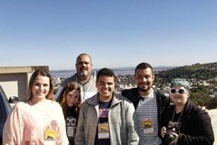 Cursos de Comunicação da Uninter conquistam 3 prêmios no Expocom Sul
