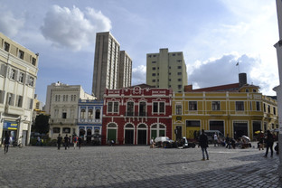 As cores do Largo da Ordem