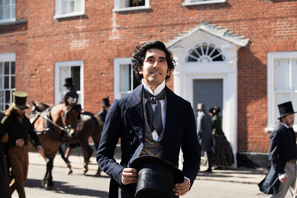 "Dev Patel leads in Armando Ianucci's ""The Personal History of David Copperfield"" adapted for screen from Charles Dickens' eight novel"