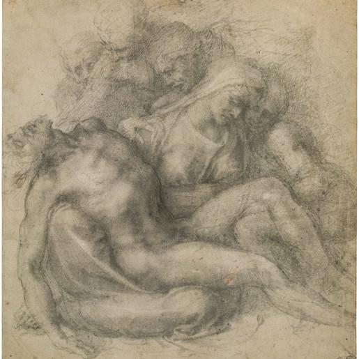Bill Viola/Michelangelo - Royal Academy of Arts