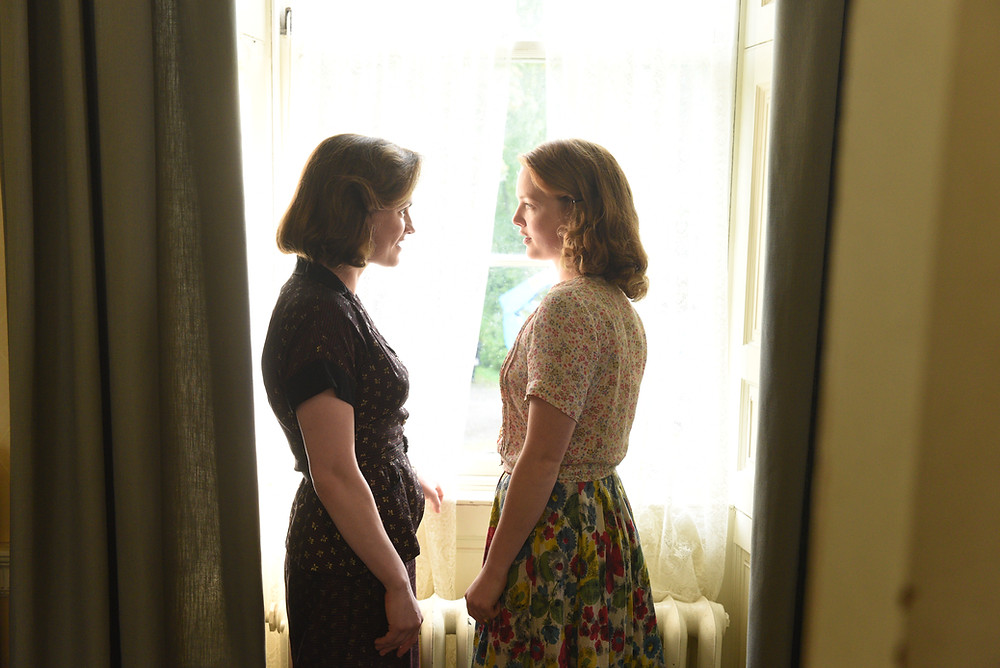 Tell It To The Bees with Anna Paquin and Holliday Grainger, from Fiona Shaw's novel