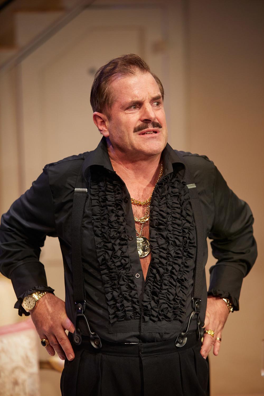 La Cage aux Folles, nightclub owner George (Michael Matus)