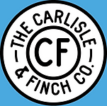 Brass Polishing C & F BLACK Logo Vector.