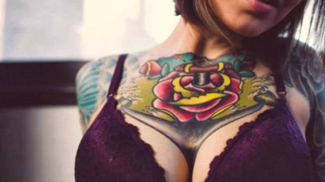 5 PARTS OF YOUR BODY THAT WOULD LOOK SEXIER WITH A TATTOO
