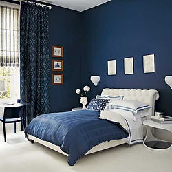 Bedroom design at Supertech Cape Town, Noida