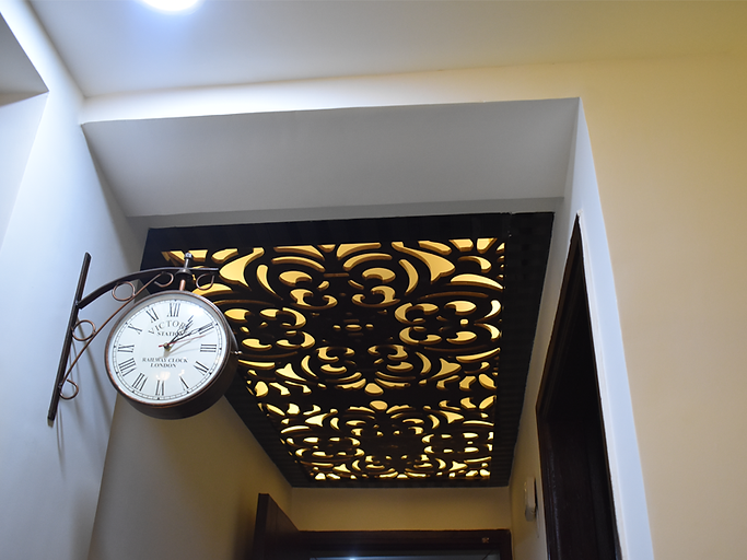 Foyer Flase Ceiling Design